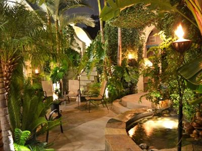2 Luxury Homes In One W A Tropical Backyard Oasis 4 BR
