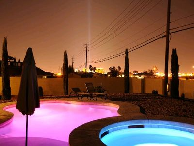 Las Vegas house rental - Pool & Spa