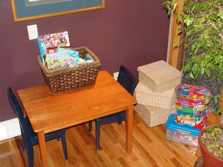 Steamboat Springs townhome photo - Kids Space....books, crayons, markers, lego's, puzzles, games...etc