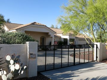 Wickenburg house rental - Walled Estate Home with Gates