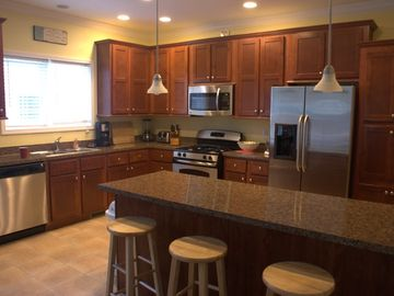 South Haven house rental - Gourmet Kitchen-great for family meals