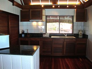 Bora Bora house photo - A state of the art Kitchen awaits you, with everything you need!
