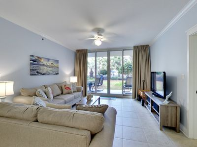 NEW! Waterscape B112, Private Ground Floor Unit, Inside of U, GREAT Location!