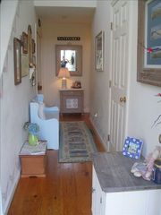 Tom Nevers house photo - Lovely Foyer Welcomes You to Your Beach House.