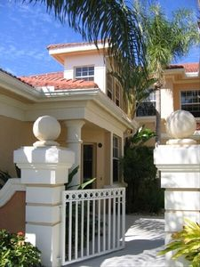 Mediterranean-Style Villa - Quiet Tropical Courtyard - Naples, FL Vacation Home
