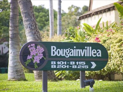 B-214 in Bougainvillea complex, just a short walk to the beach !