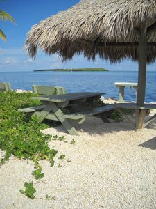 Key Largo apartment rental - Homeowns Park looking towards Dove Key