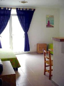 apartment/ flat - 2 rooms - 2/4 persons