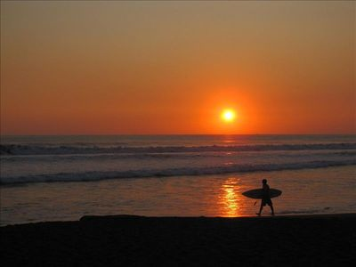 Playa Hermosa house rental - Days end