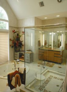 Master House Bathroom