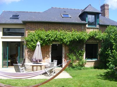 Country house near the forest and 10 km from the center of Rennes