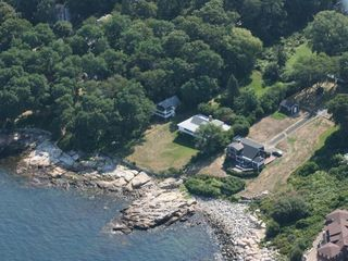 Gloucester - Annisquam cottage photo - Aerial View - Cottage on Left