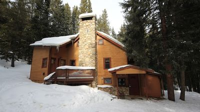 Your ultimate mountain home!
