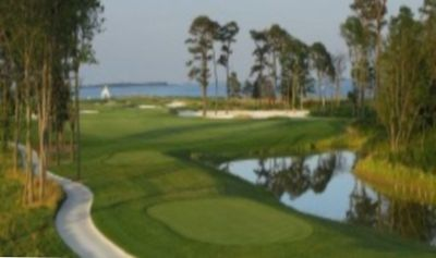 View of Jack Nicklaus golf course