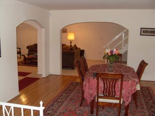 Brigantine villa photo - Spacious Archways open View to Dining Living Space