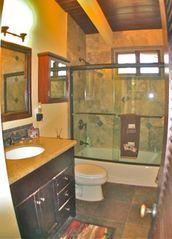 All 4 Full Bathrooms Enjoy Granite Countertops and the Finest Finishes - Point Loma estate vacation rental photo