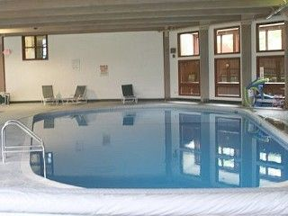 Indoor heated pool #1