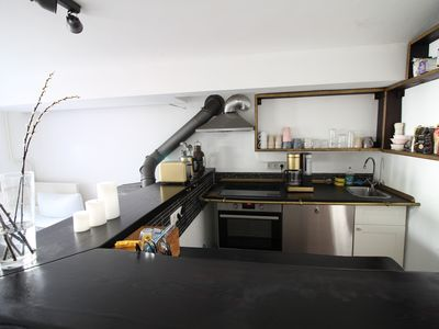 Great basement Ideal for up to 6 people Dammtor