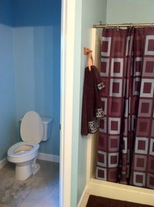 Lake Buena Vista house rental - Main Bathroom & Shower