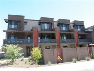 Phoenix townhome photo - Outside View