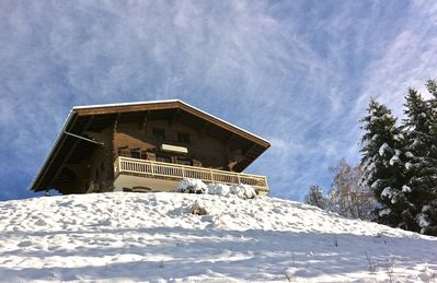 PANORAMIC VIEW CHALET 12 persons 6 BEDROOM in Saint Gervais Mont Blanc