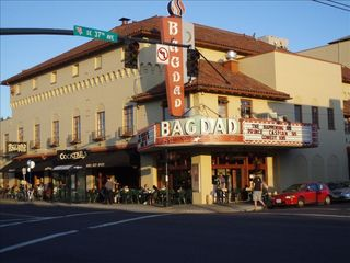 Portland apartment photo - The Bagdad Theater in the Hawthorne District.