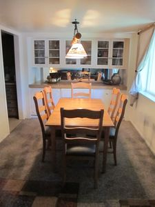 Heavenly Valley condo rental - Dining area.