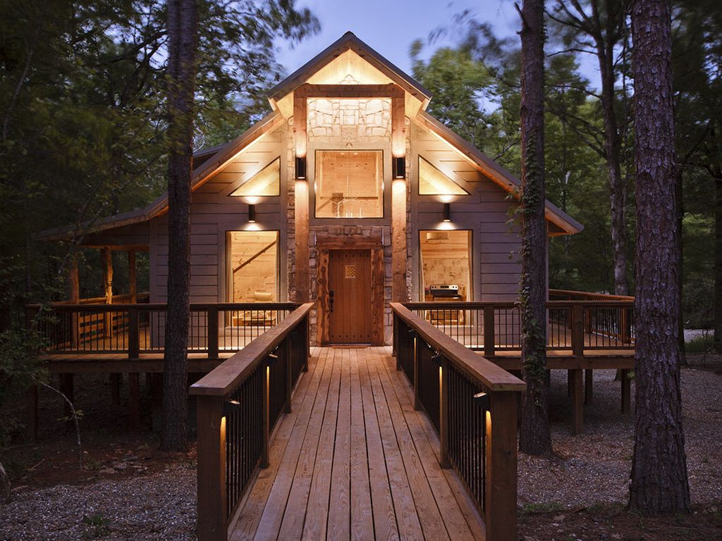 Check for Vacation cabin rentals in oklahoma