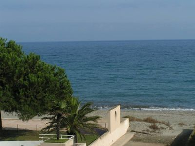 Holiday apartment, close to the beach, equipped with air conditioner