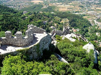 Mourish Castle - Sintra