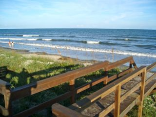 Private walkway to beach - Isle of Palms house vacation rental photo