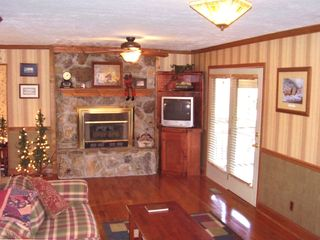 Cozy Up to Our Fireplace or Watch TV in Our Den (NEW HARDWOOD FLOORS!)