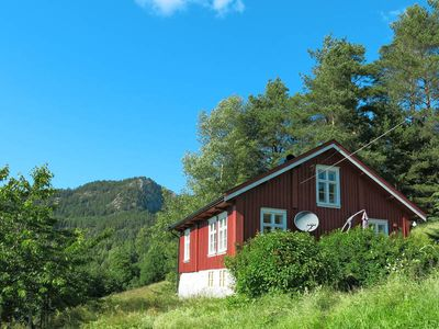 Vacation home Ose  in Bygland, Southern Norway - 4 persons, 2 bedrooms