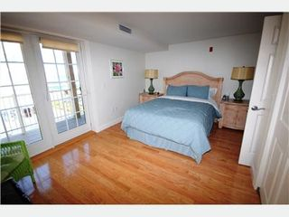 Old Orchard Beach condo photo - Bedroom with Balcony Access