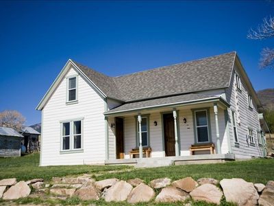 Kamas house rental - Historic Homestead