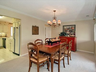 Flat Rock condo rental - Dining room photo #2