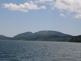 Lamoine cottage photo - Acadia Park from Berry's Cove