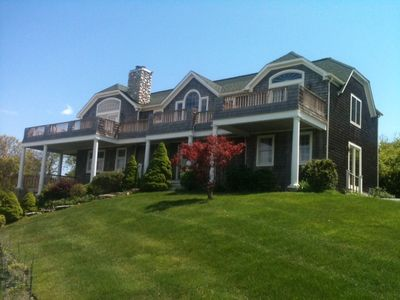 Montauk house rental - Front of House