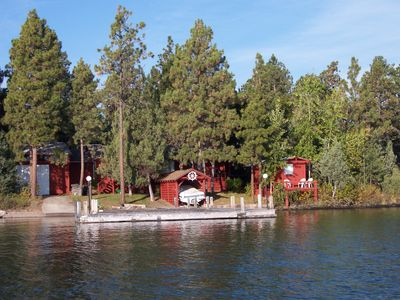 Dayton cabin rental - Moose Lodge - Moose Lodge