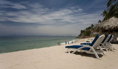 Puerto Vallarta villa rental - Relax and enjoy the view.