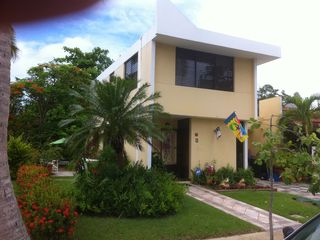 "Luquillo villa photo - Side View and Your Garden ""Mi Casa es Tu Casa"""