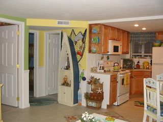 Wildwood Crest condo photo - Decorated like a shore home should be!