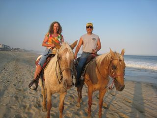 San Jose del Cabo condo photo - Nothing beats horseback riding at sunset.