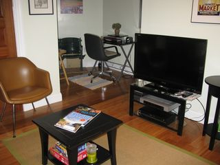 Boston apartment photo - Cable Television and DVD