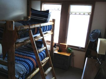 This is the Boys Bunk Room. There is a similar Girls Bunk Room.