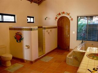 Los Barriles house photo - Master Bath Room - Separate Shower & Jaczzi Tub
