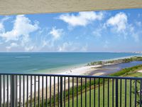 Romantic Gulf Front Getaway in Paradise!  Beachfront, Awesome View From Balcony, Resort Sized Heated Pool!