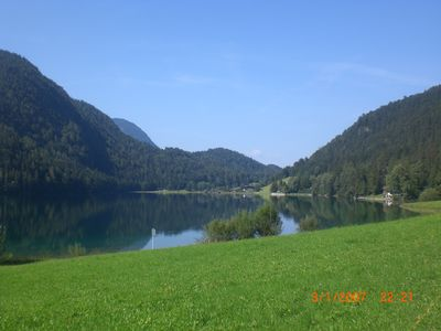 Lake Hintersteinersee