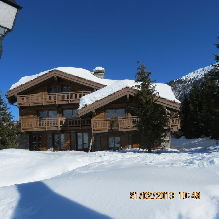 Air-conditioned accommodation, 220 square meters , Courchevel