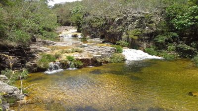 CASA C / NATURAL POOLS AND BOAT W / THE CANYONS SEE AD 378763AVALIÇÕES